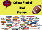 College Football Bowl Season Preview