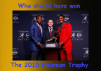 Who really should have won the 2015 Heisman?