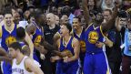THE GOLDEN STATE WARRIORS: THE HOME STRETCH OF HISTORY