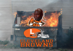 The Browns are a hot dumpster fire. . . and I love it
