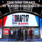 The NBA Draft is too predictable